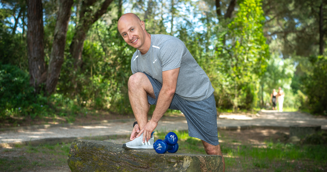 Personal Trainer (on-line)